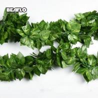 10 стилей, 1 шт., искусственные украшения, яркие лозы, лист ротанга, Вагина, трава, растения, виноградные листья для дома, сада, вечеринки, Декор,...