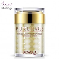 US $7.95 49% OFF|BIOAQUA Pure Pearls New Face Cream Skin Care HA Whitening Moisturizing Anti Wrinkle Face Care day creams & moisturizers-in Facial Self Tanners & Bronzers from Beauty & Health on Aliexpress.com | Alibaba Group