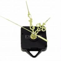 63.46 руб. 21% СКИДКА|Простые DIY золотые стрелки кварцевые настенные часы с механическим ходом комплект запасных частей-in Детали и аксессуары для часов from Дом и сад on Aliexpress.com | Alibaba Group