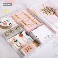 US $25.19 16% OFF Never Pink Series Stationery Set Band Clips Memo Pad Pencil Bookmark Office Accessories Gift Box Packing School Stationery Sets-in Stationery Set from Education & Office Supplies on AliExpress