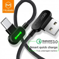 US $0.97 31% OFF|MCDODO USB Type C 90 Fast Charging usb c cable Type c Data Cord Android Charger usb c Micro USB Cable For Samsung S8 S9 Note 8-in Mobile Phone Cables from Cellphones & Telecommunications on Aliexpress.com | Alibaba Group