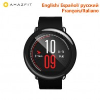 8142.48 руб. |[русский версия]  Huami Amazfit Pace Smartwatch Amazfit темп Смарт часы Bluetooth спортивный черный Smartwatch циркониевой керамики монитор сердечного ритма купить на AliExpress