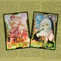 US $4.74 5% OFF|2pcs/set Yugioh Field Center Card Ash Blossom & Joyous Spring Null Nun & Blooming Dogwood Custom Altered art Foil Orica 2019 New-in Game Collection Cards from Toys & Hobbies on Aliexpress.com | Alibaba Group
