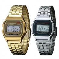 200.83 руб. |Часы мужские деловые золотые часы для пары винтажные женские часы мужские нарядные часы из нержавеющей стали цифровые часы relogio feminino-in Повседневные часы from Ручные часы on Aliexpress.com | Alibaba Group