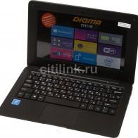 Купить Ноутбук DIGMA EVE 100, ET1015EW,  черный в интернет-магазине СИТИЛИНК, цена на Ноутбук DIGMA EVE 100, ET1015EW,  черный (1013591)