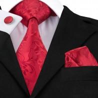 360.96 руб. 21% СКИДКА|C 306 Hi Tie ярко красный мужской галстук Набор Цветочный жаккардовый шелк галстуки для мужчин деловые Свадебные вечерние 8,5 см классические Corbatas-in Мужские галстуки и носовые платки from Одежда аксессуары on Aliexpress.com | Alibaba Group