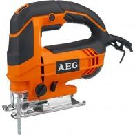 Купить Электролобзик AEG STEP 80 по низкой цене с доставкой из маркетплейса Беру