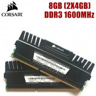 2942.58 руб. |CORSAIR 8 GB (2X4 GB) DDR3 1600 MHZ кабельный адаптор ram настольная память 8G PC3 DDR3 1600 ram-in ОЗУ from Компьютер и офис on Aliexpress.com | Alibaba Group