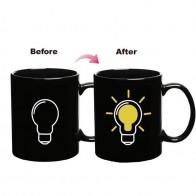 Творческий 7 видов стилей Dis цвет ation кружка, изменение цвета чашки керамика Dis кофе кружка, кружки для чая, молока Новинка подарки купить на AliExpress