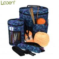 US $8.25 41% OFF|Looen Empty Yarn Storage Bag Yarn Organizer For All Crochet Knitting Accessory Crochet Tote Bag For Yarn Storage DIY Sewing Bag-in Sewing Tools & Accessory from Home & Garden on Aliexpress.com | Alibaba Group