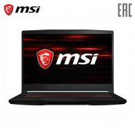 Ноутбук игровой MSI GF63 9RCX 889XRU 15.6