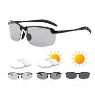282.49 руб. 73% СКИДКА|Фотохромические солнцезащитные очки Для мужчин поляризованные очки, подходят для вождения, очки хамелеоны мужской изменения Цвет солнцезащитные очки день Ночное видение очки для вождения-in Мужские солнцезащитные очки from Одежда аксессуары on Aliexpress.com | Alibaba Group
