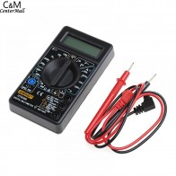US $3.98 29% OFF|digital multimeter Voltmeter DT 830B Digital  Y103 Multimeter LCD New Ohmmeter Range Auto Volt Tester-in Multimeters from Tools on Aliexpress.com | Alibaba Group