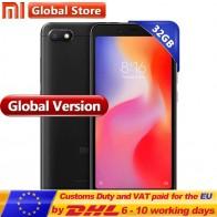 6279.08 руб. |Глобальная версия Xiaomi Redmi 6A 6 2 GB 32 GB мобильный телефон A22 4 ядра 13,0 МП + 5.0MP двойной Камера 3000 mAh 5,45 18:9 Экран-in Мобильные телефоны from Мобильные телефоны и телекоммуникации on Aliexpress.com | Alibaba Group