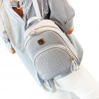 1037.53 руб. 60% СКИДКА|EnoPella женский рюкзак кожаные школьные сумки для подростков девочек камень блестками женский элегантный дизайн маленький рюкзак купить на AliExpress