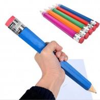 192.25 руб. 16% СКИДКА|1 шт. 35 см Деревянный красочный ручной работы большой размер, для карандашей маркеры для рисования школьные офисные принадлежности канцелярский подарок для студента-in Простые карандаши from Офисные и школьные принадлежности on Aliexpress.com | Alibaba Group