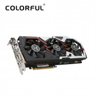 R$ 3238.95 |Colorful iGame GTX NVIDIA GeForce 1070Ti Vulcan U Top 8g GDDR5 256bit Placa de vídeo de 1607 mhz Para PC Gaming-in Placas de vídeo from Computador e Escritório on Aliexpress.com | Alibaba Group
