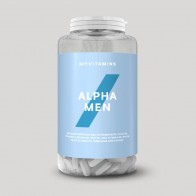 Alpha Men Multivitamin Tablets - Vitamins and Supplements