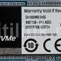 Купить SSD накопитель KINGSTON A1000 SA1000M8/240G 240Гб в интернет-магазине СИТИЛИНК, цена на SSD накопитель KINGSTON A1000 SA1000M8/240G 240Гб (1081511) - Москва
