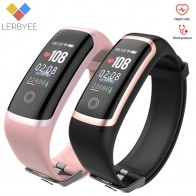 US $13.99 72% OFF|Lerbyee M4 Smart Bracelet Heart Rate Monitor Bluetooth Fitness Tracker Watch Calories Call Reminder Smart Band for Running Sport-in Smart Wristbands from Consumer Electronics on Aliexpress.com | Alibaba Group