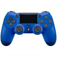 Аксессуар для игровой консоли PlayStation 4 Геймпад DualShock 4 v2 Blue (CUH-ZCT2E)