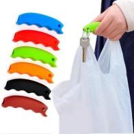 1 шт., портативная ручка для сумки-инструментов для переноски, силиконовая ручка, удобная ручка для переноски, ручка для покупок, зажимы, обра...