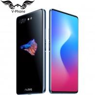 21448.09 руб. |Zte Nubia X двойной дисплей 4G LTE смартфон 6,26