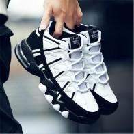 1807.94 руб. |Весенние Новые парные модели высокие баскетбольные кроссовки мужские амортизирующие спортивные туфли для женщин, увеличивающие студенческие кроссовки для мужчин-in Обувь для баскетбола from Спорт и развлечения on Aliexpress.com | Alibaba Group