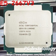 8427.53 руб. |Оригинальный Intel Xeon ES версии E5 2667V3 qeya E5 2667 V3 Процессор 2,90 GHz 8 ядерный 35 м E5 2667V3 LGA2011 3 процессор E5 2667 V3-in ЦП from Компьютер и офис on Aliexpress.com | Alibaba Group
