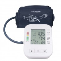 US $23.26 |Medical Equipment Tonometer Home Blood Pressure Monitor  Family Digital Blood Pressure Monitor Upper Arm LCD Screen Tonometer-in Blood Pressure from Beauty & Health on Aliexpress.com | Alibaba Group
