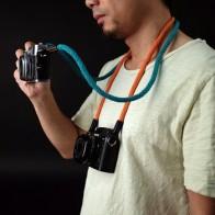 Универсальный ремень для камеры 1300-1319, хлопковая лента для шеи, плечевого ремня 75, 95 см, длина 1 см, диаметр - Для сочных фотографий