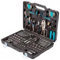 Купить Набор инструментов Bort (123 предм.) BTK-123 по низкой цене с доставкой из маркетплейса Беру