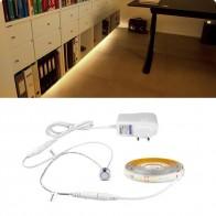520.7 руб. 44% СКИДКА|Светодиодный светильник для шкафа светодиодный сенсорный переключатель регулирующий яркость кухонный шкаф настольная лампа лента + адаптер питания ЕС 12 В-in Подшкафные лампы from Лампы и освещение on Aliexpress.com | Alibaba Group