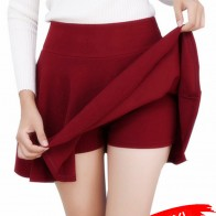 US $4.96 43% OFF|M 5XL Women Plus Size Tutu School Short Skirt Pants 2019 Summer 10 Colors Mini Saia High Waist Skirts Faldas Mujer Dropshipping-in Skirts from Women