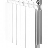 Купить Биметаллические радиаторы GLOBAL StE 350/80/6 сек в Ульяновске - Биметаллические радиаторы