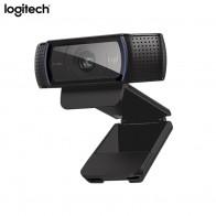 3670.16 руб. 36% СКИДКА|Logitech C920e hd веб камера видео чат запись usb Камера HD Smart 1080 p веб Камера для компьютера logitech C920 Обновление версии купить на AliExpress