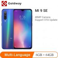 US $272.89 |Global ROM Xiaomi Mi 9 SE 6GB RAM 64GB ROM Smartphone Snapdragon 712 Octa Core 5.97