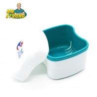 195.52 руб. 9% СКИДКА|Коробка для зубного протеза Ложные зубы корзина для ополаскивания контейнер для ванной прибор чехол для хранения протез контейнер 5 цветов-in Ящики и баки для хранения from Дом и сад on Aliexpress.com | Alibaba Group