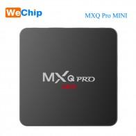 1157.88 руб. 30% СКИДКА Mxq Pro MINI Smart Android 7,1 ТВ Box 2 Гб 16BG 2,4G Wi Fi Amlogic S905W 4 ядра 4 k HD телеприставку PK X96 мини TX3 телевизионная приставка OTT купить на AliExpress