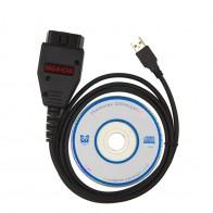 Автомобильный диагностический кабель для Audi / Volkswagen  купить в интернет-магазине Pandao.ru по цене 816 руб.