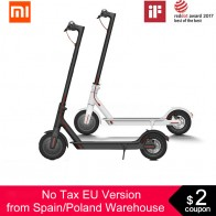 US $379.99 20% OFF|EU Stock Xiaomi electric scooter mijia M365 adult longboard hoverboard skateboard 2 wheel electric scooter with APP-in Electric Scooters from Sports & Entertainment on Aliexpress.com | Alibaba Group