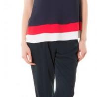 Женская блузка GIZIA CASUAL ME-M16YBU0291UD0 - В офис (Gizia до 3 000 руб)