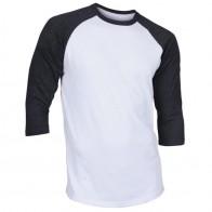 408.7 руб. 24% СКИДКА|Мужские хлопковые футболки с круглым вырезом мужские повседневные футболки с рукавом 3/4 реглан футболки новые-in Футболки from Мужская одежда on Aliexpress.com | Alibaba Group