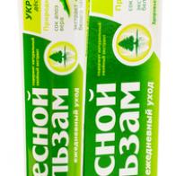 Купить Зубная паста Лесной бальзам Природная свежесть, 75 мл по низкой цене с доставкой из маркетплейса Беру