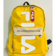 Рюкзак Fila D530, желтый ? купить в Крыму - Рюкзаки