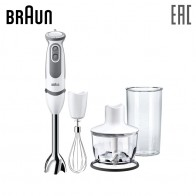 Блендер BRAUN MQ5035WH Sauce -in Блендеры from Техника для дома on Aliexpress.com | Alibaba Group