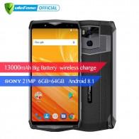 26809.46 руб. |Ulefone power 5 мобильный телефон Android 8,1 13000 мАч 6,0