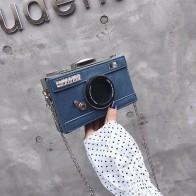 1198.61 руб. 37% СКИДКА|Индивидуальный Дизайн Мода в форме камеры клатч нубук сумка на плечо Женская Повседневная мини Курьерская сумка, кошелек-in Сумки с ручками from Багаж и сумки on Aliexpress.com | Alibaba Group