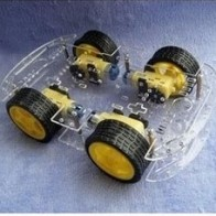 882.78 руб. 10% СКИДКА|Бесплатная доставка 4WD умный робот шасси автомобиля наборы с скорость кодер Новый-in Интегральные схемы from Электронные компоненты и принадлежности on Aliexpress.com | Alibaba Group