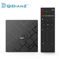 1803.26 руб. 25% СКИДКА|DQiDianZ HK1mini Android 8,1 Smart tv BOX RK3229 четырехъядерный 2 г + 16 г приставка беспроводная wifi 2,4 г медиа коробка купить на AliExpress